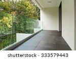 Modern Architecture  Balcony O...