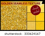 gold seamless glitter textures...