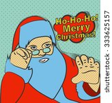 greetings from santa claus.