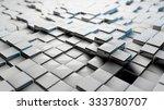 structure floor background 3d... | Shutterstock . vector #333780707