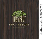 Logotype For Spa Resort Or...