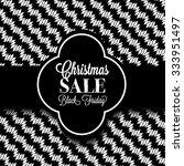 black friday calligraphic... | Shutterstock .eps vector #333951497