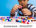 attention deficit hyperactivity ... | Shutterstock . vector #334162937