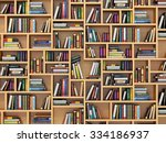 Education Concept. Books And...