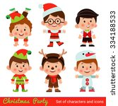 Vector Set Of Characters For...