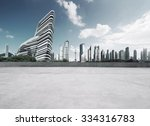 city square | Shutterstock . vector #334316783
