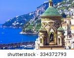 Scenic Amalfi  Beautiful Views...