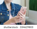 alushta  russia   october 27 ... | Shutterstock . vector #334629803