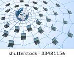 world wide web concept. hi res...   Shutterstock . vector #33481156