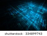 abstract futuristic background   Shutterstock . vector #334899743