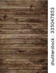 old wooden background | Shutterstock . vector #335047853