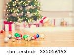 Christmas Tree And Christmas...
