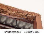 Timber Beam Of Door Damaged By...