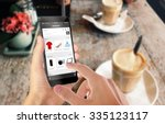 smart phone online shopping in