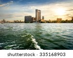View On Modern Cairo From The...