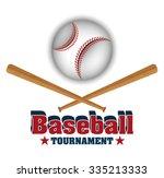 baseball sport game design ...   Shutterstock .eps vector #335213333