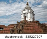 the fasidega temple in... | Shutterstock . vector #335227307