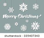 Merry Christmas Greeting Card...