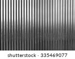 corrugated metal texture...   Shutterstock . vector #335469077