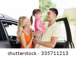 family  transport  leisure and... | Shutterstock . vector #335711213