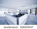 interior of a modern office | Shutterstock . vector #336029447