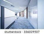 interior of a modern office | Shutterstock . vector #336029507