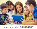 education  elementary school ...   Shutterstock . vector #336098903