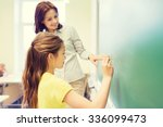 education  elementary school ... | Shutterstock . vector #336099473