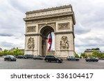 paris  france   april 25  2015  ... | Shutterstock . vector #336104417