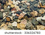 Stones Under Water. For The...