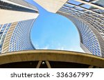 Stock photo view of toronto city hall in a sunny day in toronto canada 336367997
