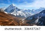 Panoramic Beautiful View Of...
