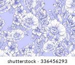 abstract elegance seamless... | Shutterstock . vector #336456293
