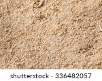 Sawdust As Background
