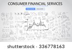 consumer financial services... | Shutterstock .eps vector #336778163