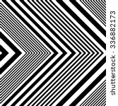 seamless arrow pattern.... | Shutterstock .eps vector #336882173