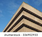 birmingham central library in... | Shutterstock . vector #336902933