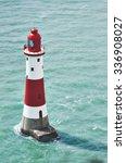 beachy head lighthouse   Shutterstock . vector #336908027