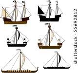 Medieval Sailing Ships