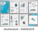 infographic brochure elements... | Shutterstock .eps vector #336962423