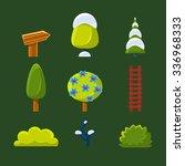 Elements For Landscape Trees ...