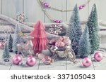 Pastel Colored Decoration For...