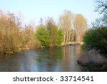 sunny river | Shutterstock . vector #33714541