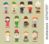 Kids And Nationalities Of The...