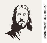 jesus christ | Shutterstock .eps vector #337481327
