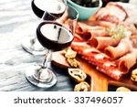 Red Wine With Charcuterie...