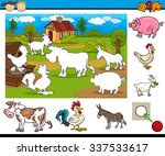 cartoon illustration of... | Shutterstock . vector #337533617