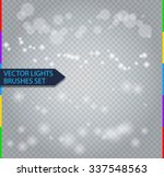 vector light brushes for design....