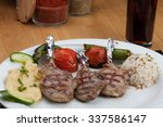 Lamb Chops Turkish Food
