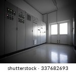 electrical switchboards  poor...   Shutterstock . vector #337682693